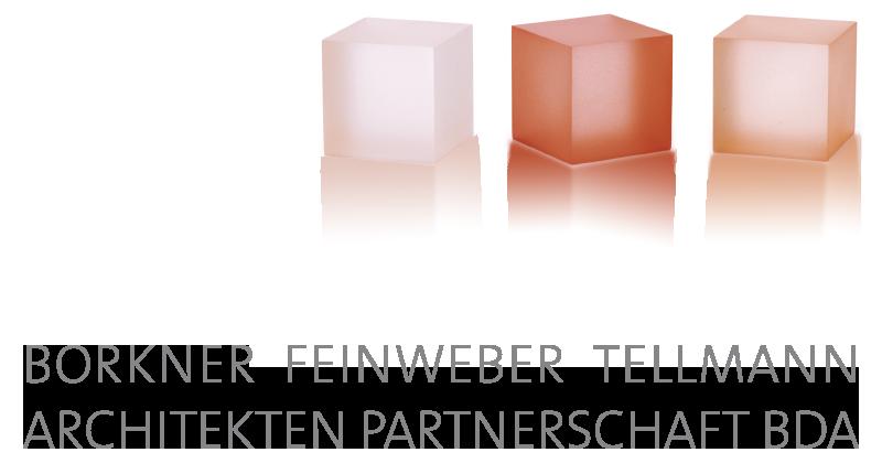 Logo - Borkner Feinweber Tellmann Architekten Partnerschaft BDA